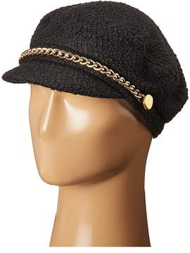 Scala Boucle Fisherman with Chain Traditional Hats