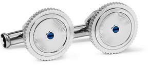 Montblanc Horlogerie Stainless Steel Cufflinks