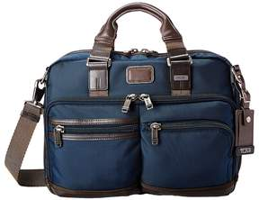 Tumi Alpha Bravo - Andersen Slim Commuter Brief Briefcase Bags