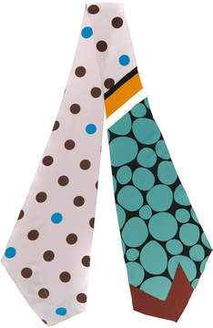 Marni spotted scarf