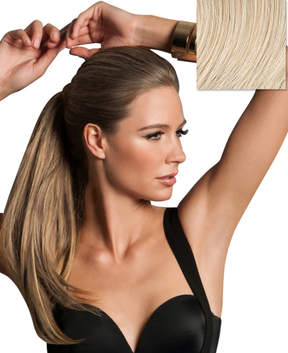 Hairdo. by Jessica Simpson & Ken Paves 18 Simply Straight Pony