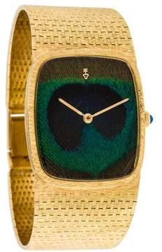 Corum Peacock Watch