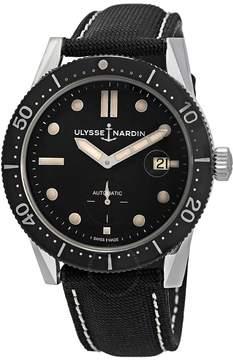 Ulysse Nardin Diver Chronometer Automatic Black Dial Men's Watch