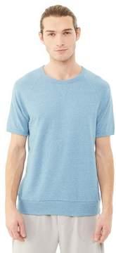 Alternative Apparel Gym Rat 2.0 Eco-Mock Twist Sweatshirt