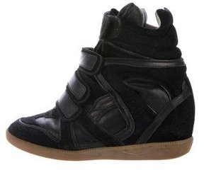 Etoile Isabel Marant Beckett High-Top Sneakers