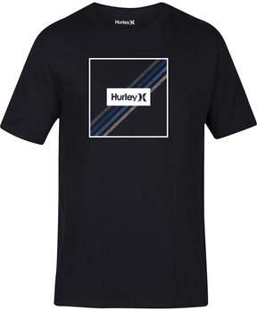 Hurley Men's Steps Premium Graphic-Print T-Shirt