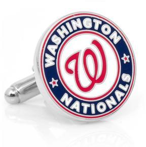 Ice Washington Nationals Cufflinks