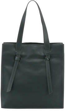 French Connection Aria Faux-Leather Shopper Tote Bag