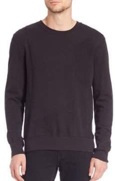BLK DNM Crew Neck Sweatshirt