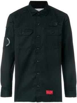 Carhartt button-down fitted shirt