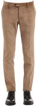 Lardini 18cm Cotton Corduroy Pants