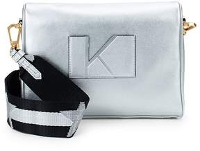 KENDALL + KYLIE Women's Courtney Leather Shoulder Bag