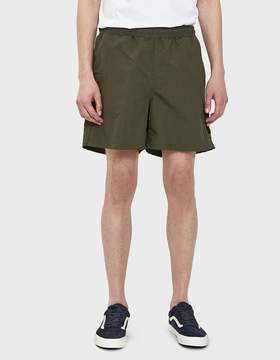 Co Pop Trading Painter Shorts in Olive