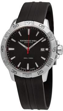 Raymond Weil Open Box Tango Black Dial Men's Watch