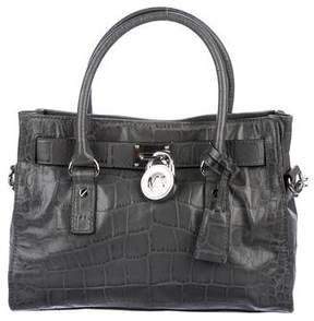 MICHAEL Michael Kors Leather Hamilton Bag