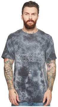 VISSLA Thresher Tie-Dye Short Sleeve Pocket T-Shirt Top Men's T Shirt