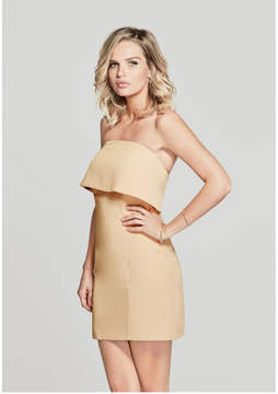 GUESS Jerrica Strapless Dress