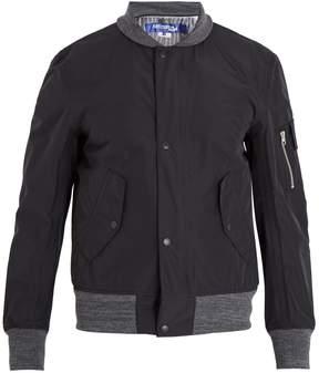 Junya Watanabe Gore-Tex® quilted bomber jacket