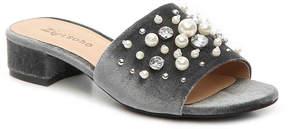 Zigi Women's Edina Velvet Sandal