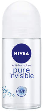 Nivea Pure Invisible Deo Roll-On by 50ml Roll On)