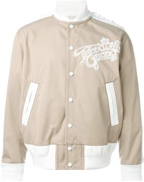 Sacai paradise garage bomber jacket