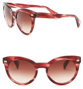 Oliver Peoples Dore 51mm Oversized Sunglasses