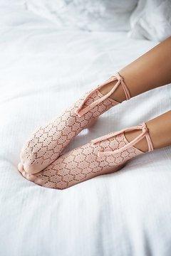 Free People Serenade Wrap Sock