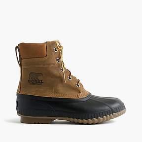 J.Crew Sorel® CheyanneTM boots in clay