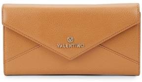Mario Valentino Valentino by Women's Fern Palm Whiskey Wallet
