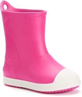 Crocs Bump It Kids' Waterproof Rain Boots