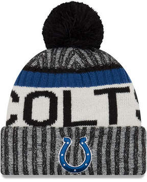 New Era Indianapolis Colts Alt Sport Knit Hat