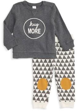 Nordstrom Infant Boy's Graphic T-Shirt & Pants Set
