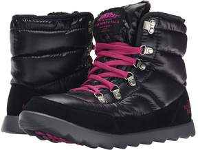 The North Face ThermoBalltm Lace Women's Cold Weather Boots