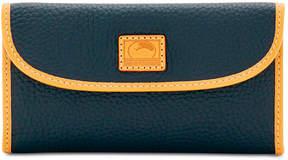 Dooney & Bourke Patterson Trifold Wallet - AZURE - STYLE