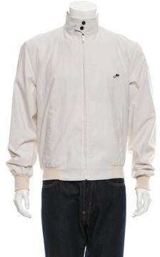 Marc Jacobs Striped Zip-Up Jacket w/ Tags