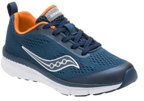 Saucony Boys' Ideal Sneaker.