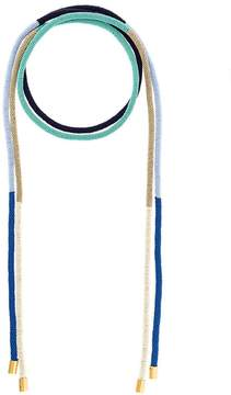 Marni beaded lariat necklace