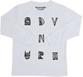 Munster Adventure Cotton Long-Sleeve T-Shirt
