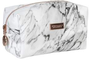 Stephanie Johnson Carrara Grey Iris Small Cosmetics Bag