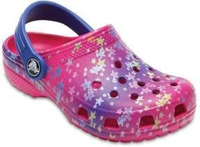Crocs Classic Stars Girls' Clogs