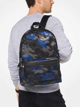 Michael Kors Kent Camouflage Backpack
