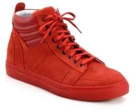 Del Toro Suede Boxing Sneakers
