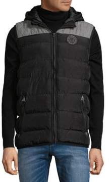 Buffalo David Bitton Full-Zip Puffer Vest