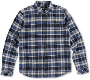 O'Neill Men's Redmond Yarn-Dyed Plaid Flannel Shirt