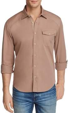 Belstaff Steadway Regular Fit Button-Down Shirt