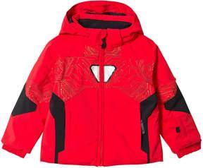 Spyder Iron Man Marvel Ambush Kids Ski Jacket