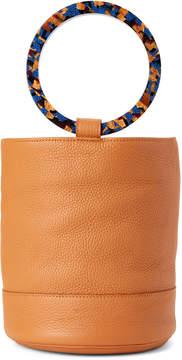 Simon Miller Tan Leather Bonsai Bucket Bag