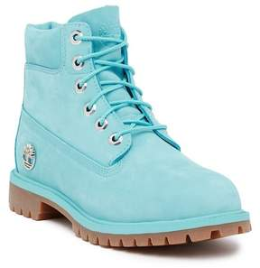 Timberland 6\ Premium Waterproof Boot (Big Kid)