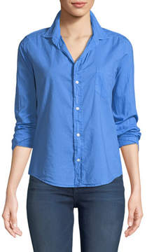 Frank And Eileen Barry Classic Poplin Shirt