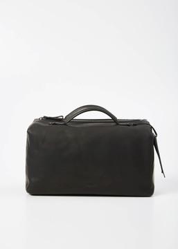 Marsell black baulata handbag